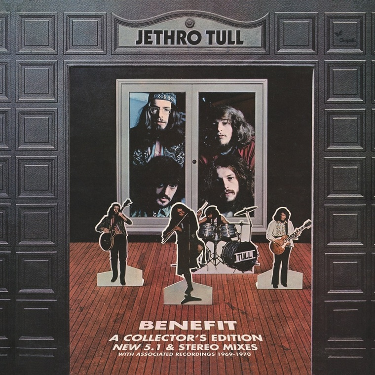 "For the Record: Jethro Tull – ""Benefit"""