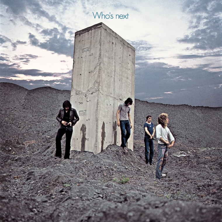 "For the Record: The Who – ""Who's Next"""