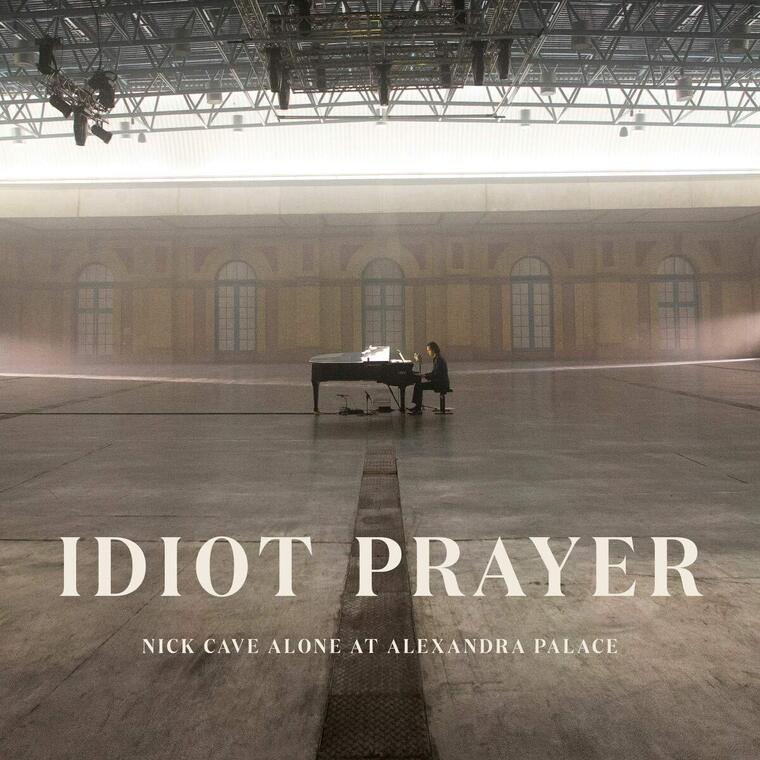 """Idiot Prayer: Nick Cave Alone at Alexandra Palace"" - Čudesan suvenir iz vremena samoće"