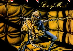"For the Record: Iron Maiden – ""Piece of Mind"""